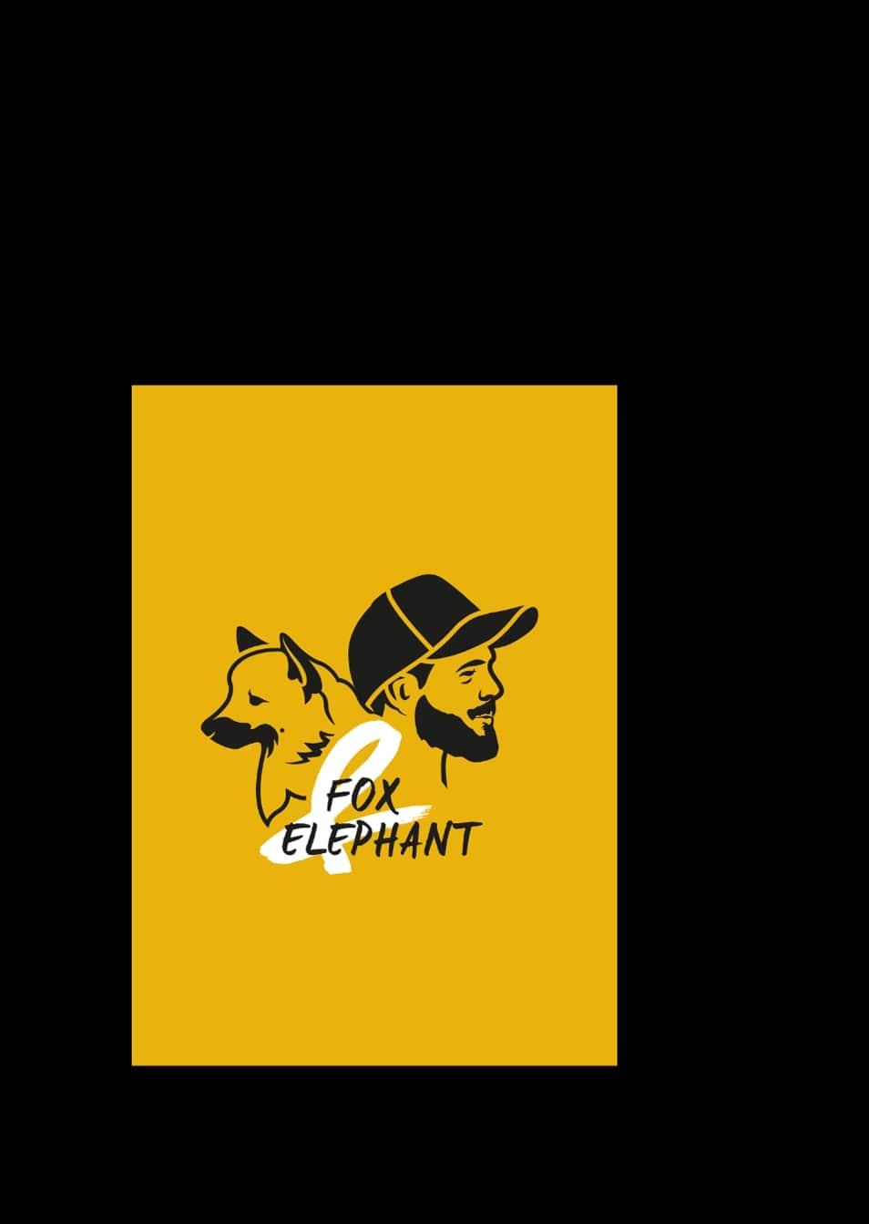 Abbildung des Logos von Fox & Elephant